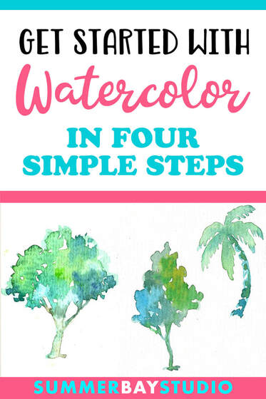 Get started with Watercolr in four simple steps.