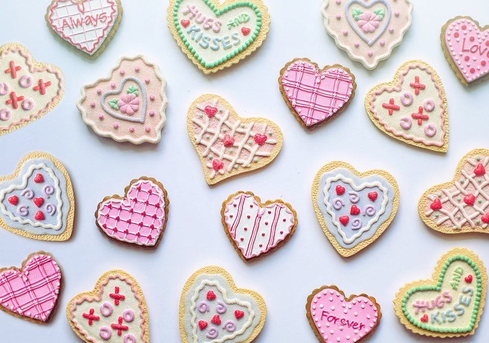 Heart cookies - Seven Dumb Things You Need to Stop Doing